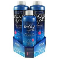BaquaSpa Introductory 3 Pack Start Up Kit
